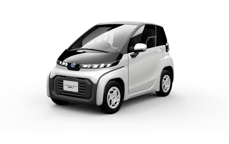 Toyota готова представить миру новый электрокарBEV