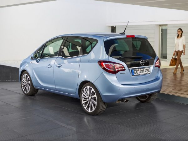 Минивен Opel Meriva