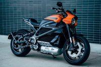 Harley-Davidson электрические мотоциклы