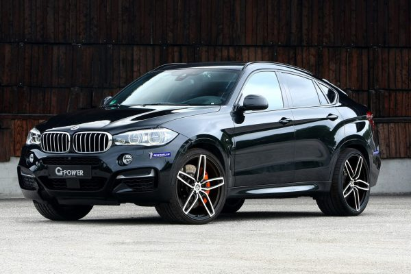 BMW X6 — фото