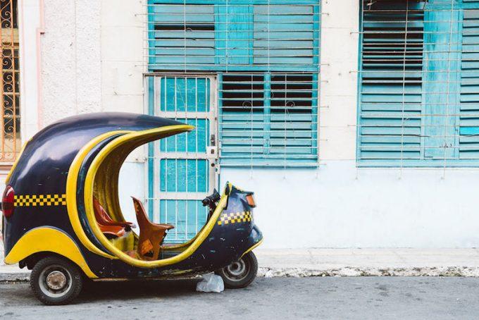 7 самых необычных транспортных средств по всему миру