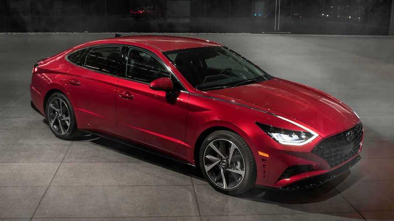 Hyundai Sonata получит 308-сильный мотор