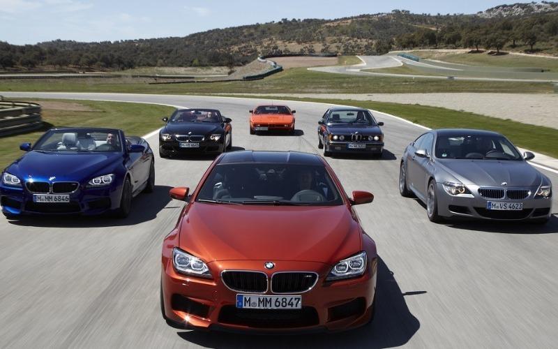Сколько автомобилей продал BMW за 20 лет присутствия в России