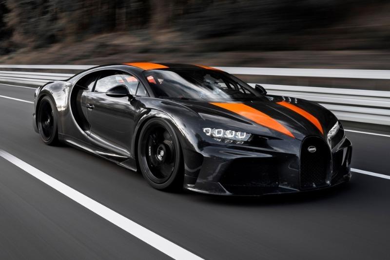 Почему у Bugatti может появиться «дешевая» модель
