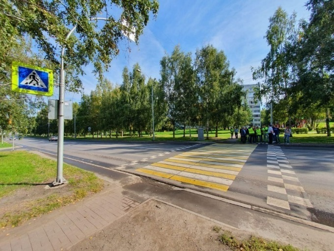 Города России с самыми безопасными для пешеходов улицами