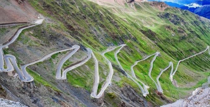 10 самых опасных автодорог в мире