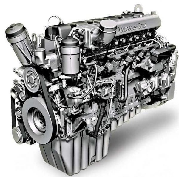 Двигатель Камаз 5490