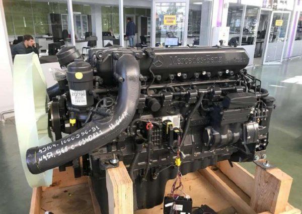 Новый двигатель Камаз 5490