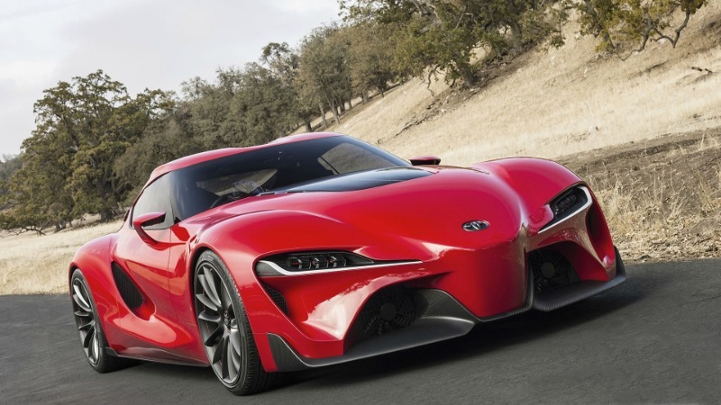 Зачем нужна Toyota в испытательном центре BMW