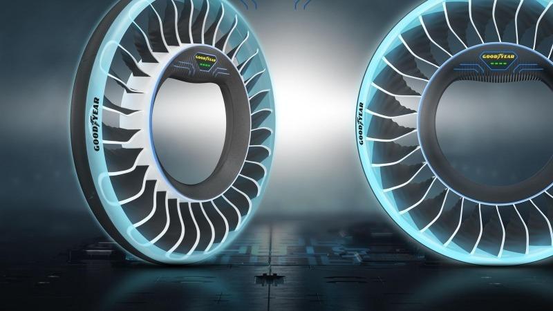 Какими будут шины будущего: 5 новейших разработок автомобильных покрышек