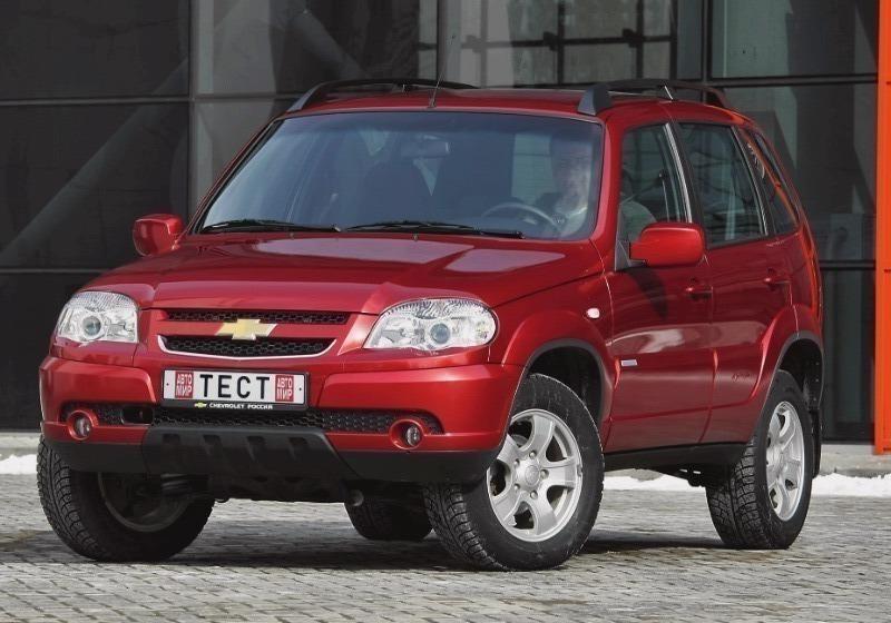 Как Chevrolet станет Lada: АвтоВАЗ снова станет выпускать «Ниву» с ладьей на решетке радиатора