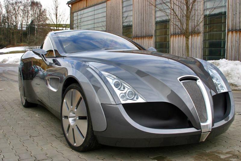 10 самых странных машин за всю историю мирового автопрома