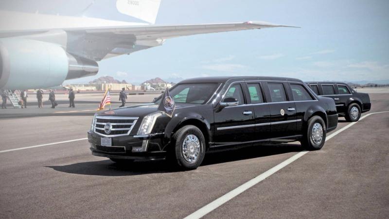 Автопарк для главных людей: на каких машинах ездят президенты
