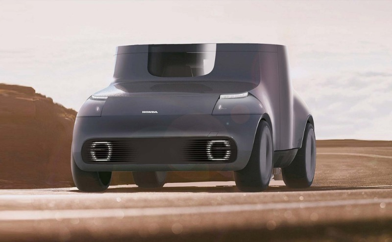 Автопроизводители уверяют, что за маленькими круглыми машинами – будущее: самые чудные концепты
