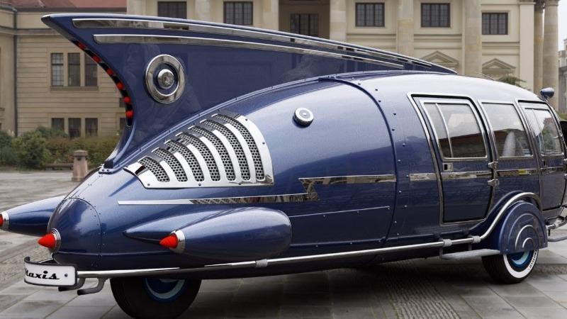 7 авто с очень странной формой