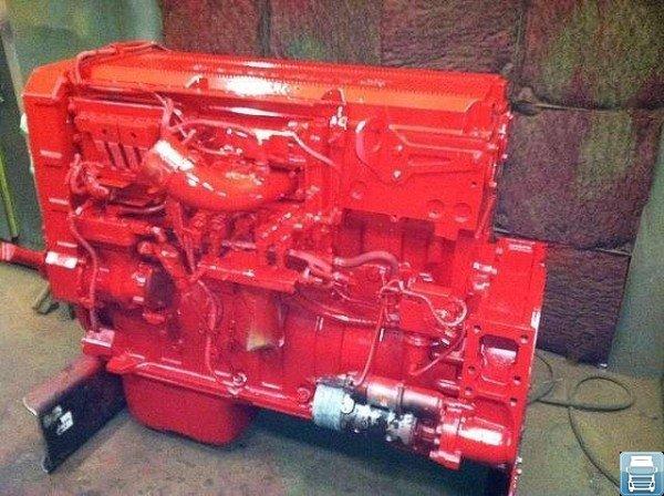 Двигатель Volvo VNL 780