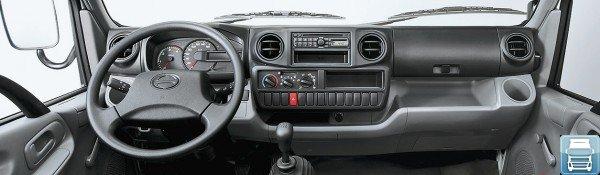 Панель приборов автомобиля Hino 300
