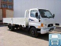 Бортовой Hyundai HD 78
